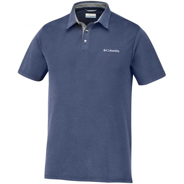 Columbia Nelson Point herre polo T-shirt