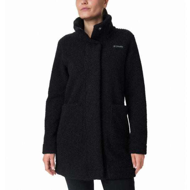 Columbia Panorama lang fleece damejakke